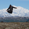 Jump for Denali